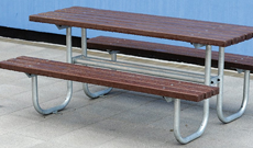 Ground Fixed Table
