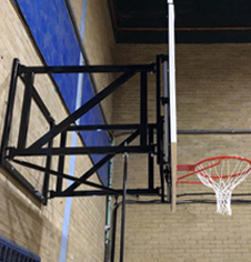 Indoor Basketball Goal Systems