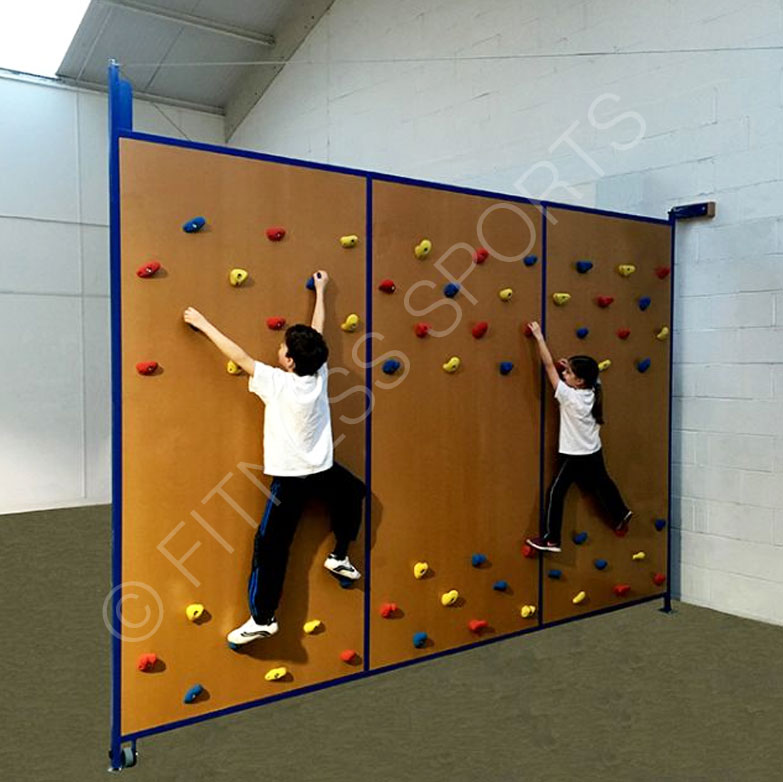 Wall Mounted Climbing Frame