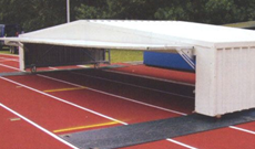 High Jump Area Cover