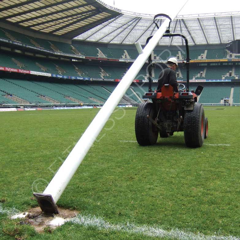 Rugby training machine