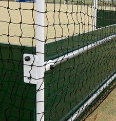 Lightweight Hockey Goalposts