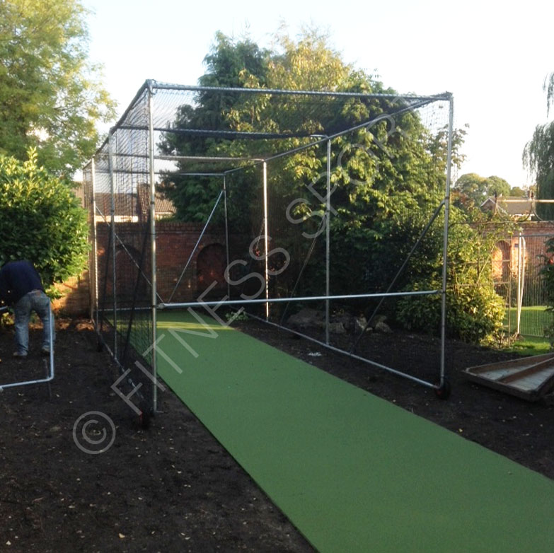 Residential Outdoor Cricket Areae Installation Fitness