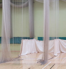 Interior Cricket Net Systems