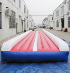 inflatable gym matress