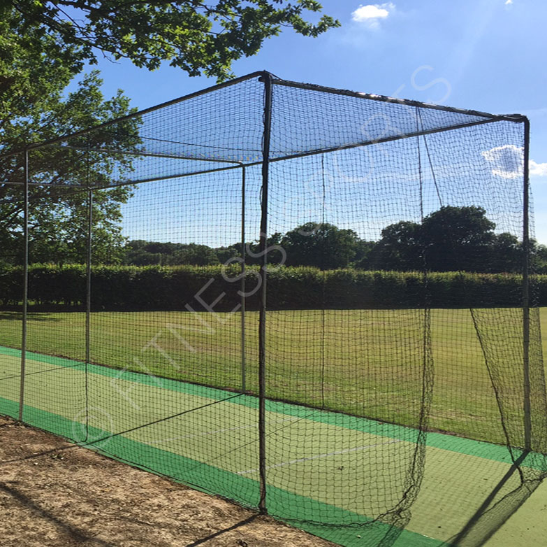 Steel Socketed Cricket Net Cage