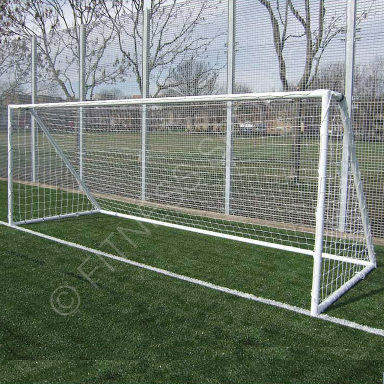 Galvanised Mini Football Goalposts
