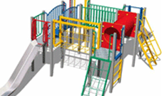 Junior Play Area PL-RV07