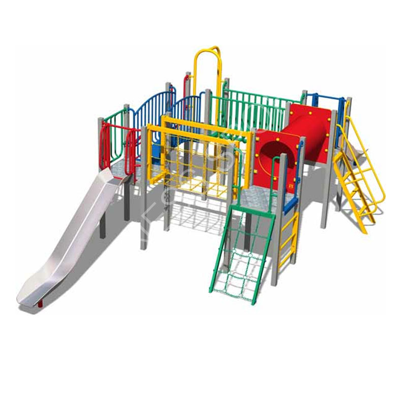 Junior Combination Steel Playground