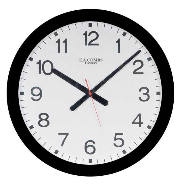 "Gym 20"" Time Of Day Clock"