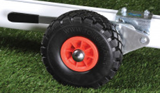 Football accessories and parts