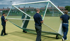 Alloy Hockey Goalposts