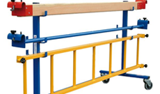 Gymnasium PE frame linking equipment & accessories.