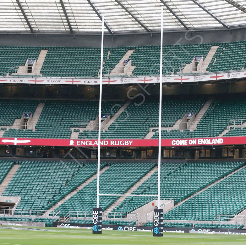 Millennium Hinged Rugby Goalposts