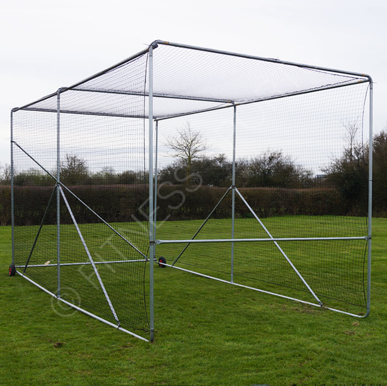 Mobile Club Cricket Cage