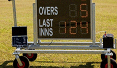 Mobile Digital Scoreboard