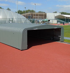 Athletics track and field equipment