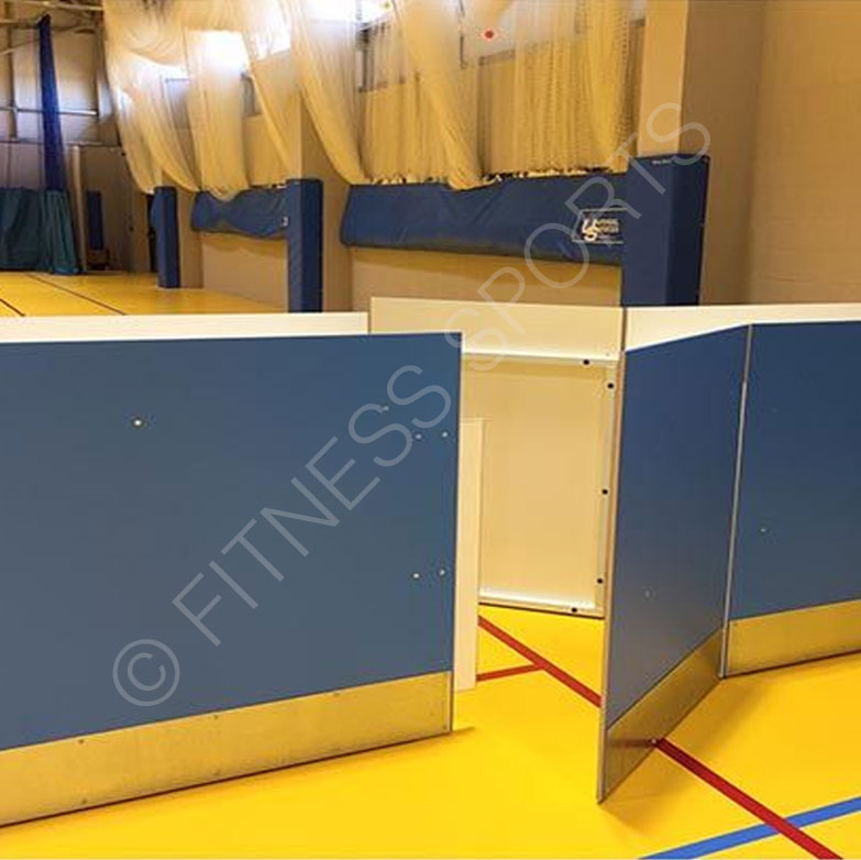 Sports Hall Mobile Rebound Panels