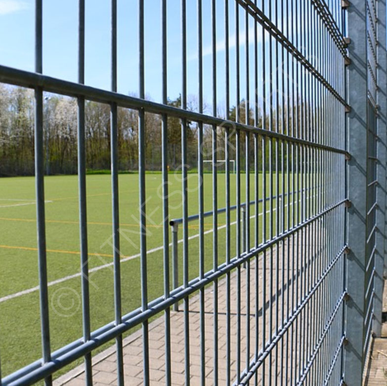 Enclosed Sports Area Fencing