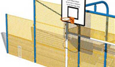 Multi Sport MUGA Wall