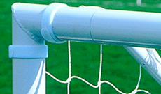 40 Goalpost velcro netting tie wraps
