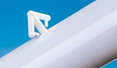 75 Arrowhead goalpost net attachment hooks