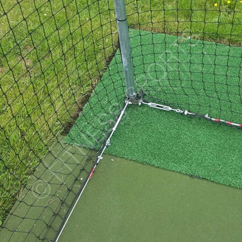 Steel Cricket Net Tension Wire Fitness Sports