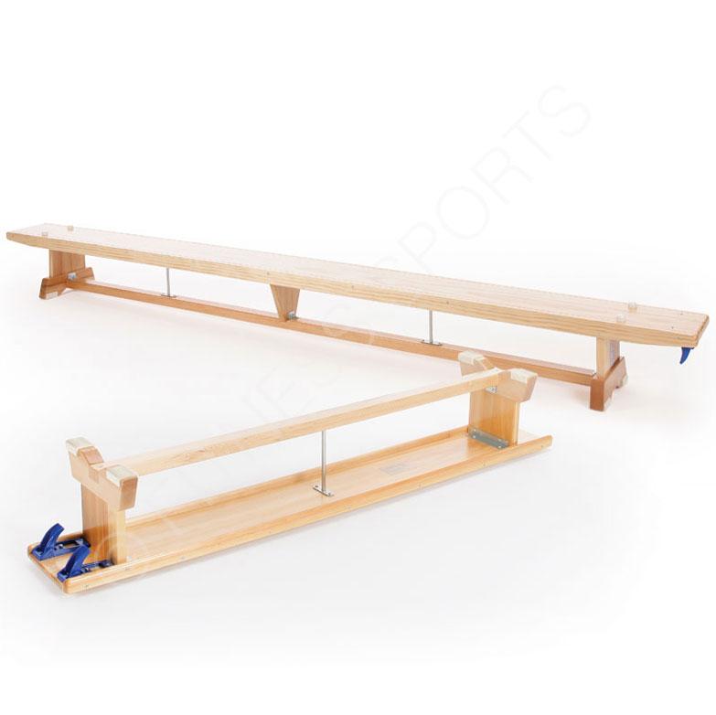 Sensational Traditional Wooden Gym Bench Fitness Sports Beatyapartments Chair Design Images Beatyapartmentscom