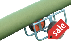 Outdoor Mat TrolleyOutdoor Mat Trolley