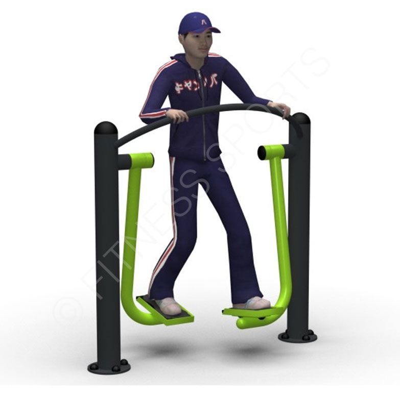 Outdoor Fitness Trail Step Walker