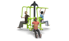 Outdoor Gym Combination Group