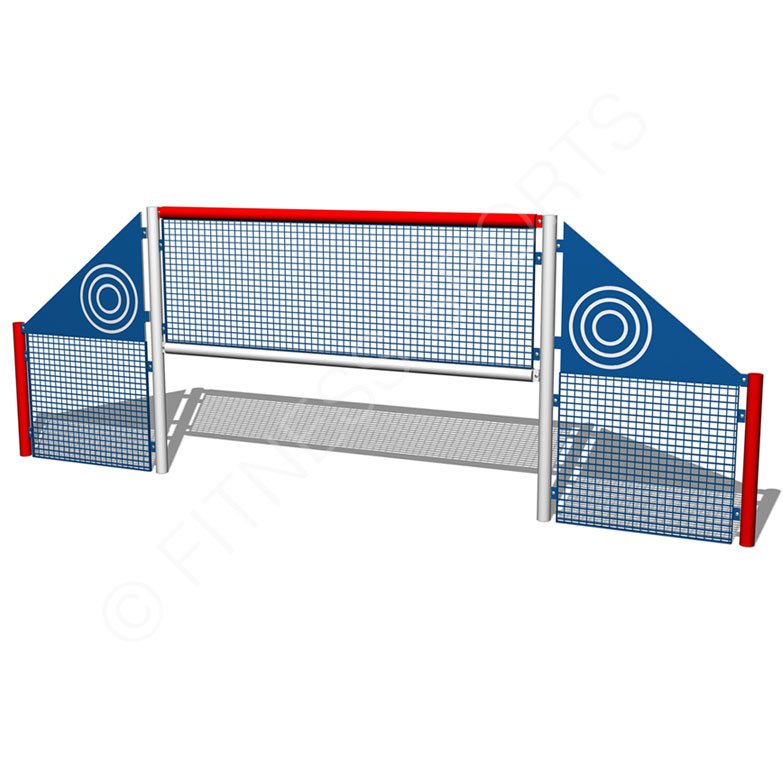 Standard Steel Playground Mini Goal