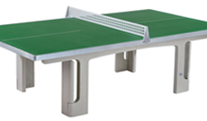 Butterfly public park outdoor tennis table.