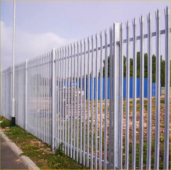 Anti Vandal Palisade Security Fencing Fitness Sports