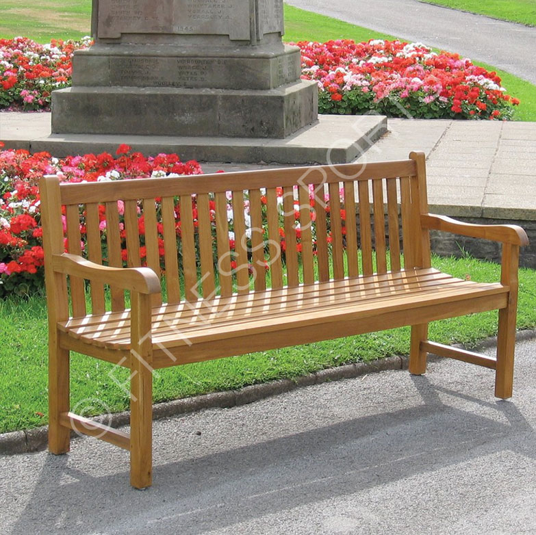 Standard Wooden Seating Bench