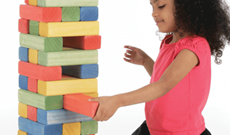 Activity Wood Jenga