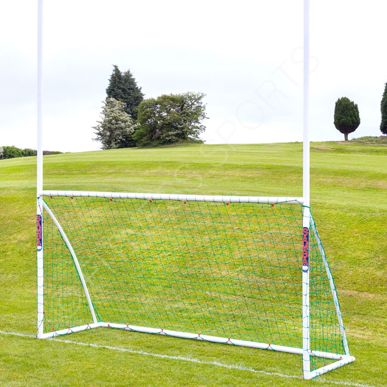 Pvc Plastic Mini Rugby Amp Football Combination Goalposts