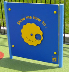 Playground Activity Play Panels & Puzzle Boards