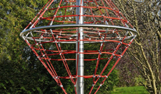 Orb Steel Climbing Frame