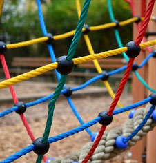 Steel Playground Activity CLimbing Frames