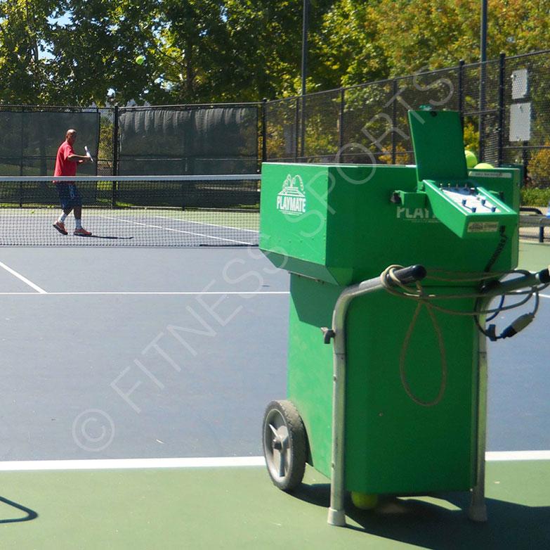 Playmate Automatic Tennis Ball Server Machine Fitness Sports