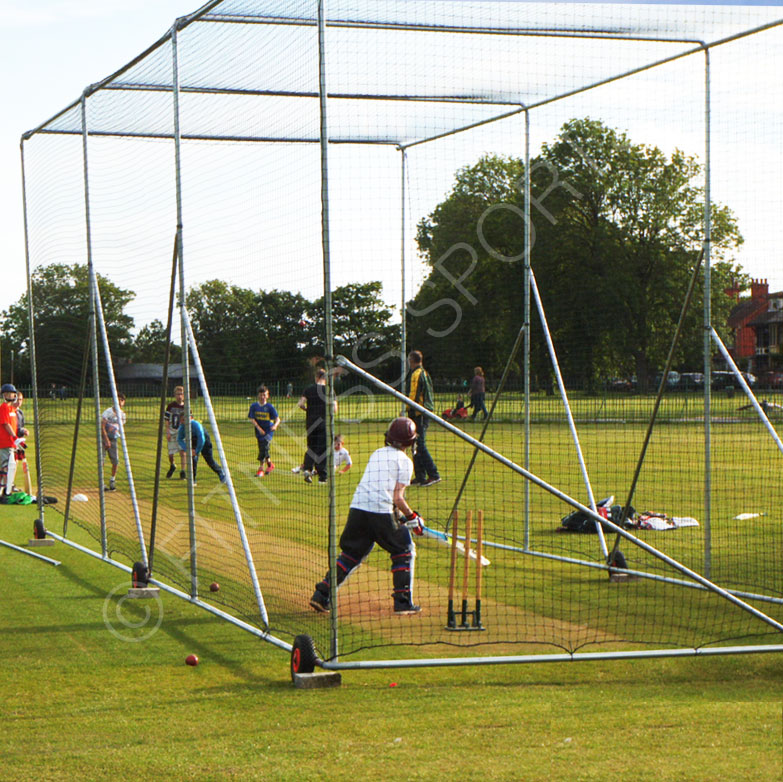 County 7.2m Mobile Cricket Cage