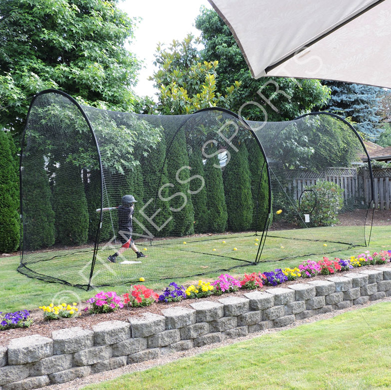 Pop Up Garden Cricket Net Fitness Sports Equipment