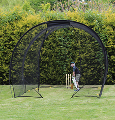 Pop up garden cricket nets