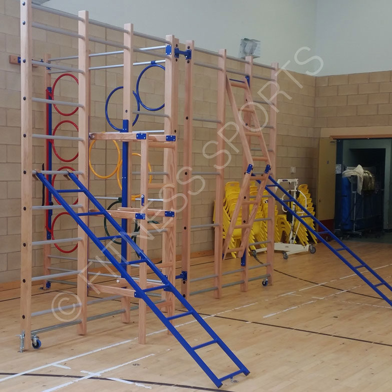 Wooden Folding Frame PE Equipment