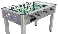 Roberto College Pro indoor free play table football.