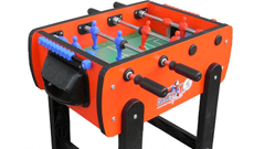 Roberto Roby Colour indoor junior freeplay table football.