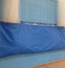 Indoor Sports Netting Installations