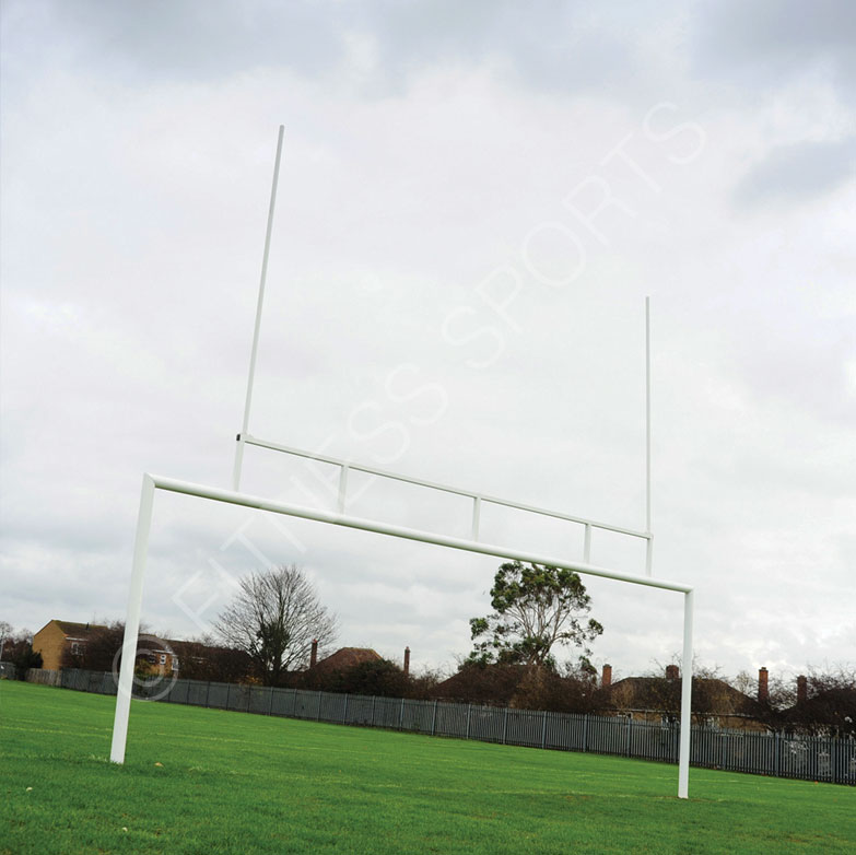 Steel Combination Rugby Amp Football Posts Fitness Sports