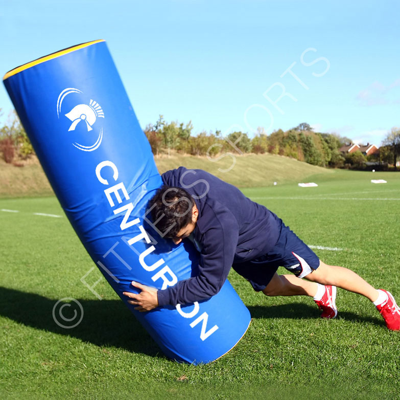 Pvc Rugby Training Scrum Tackle Pads Fitness Sports